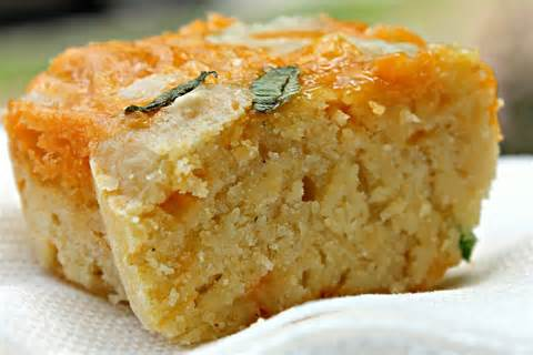 Cheddar Jalapeno Cornbread | The Hungry Belgian
