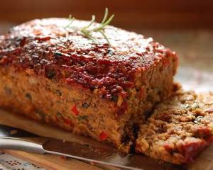 spiced meatloaf